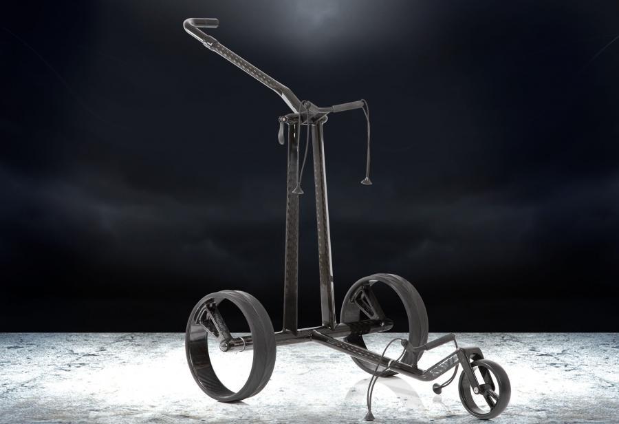 Neuer Carbon-Caddy von JuTec
