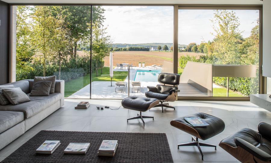 Homestory Carsten Bünck - Architektur als Bühne für Kreativität