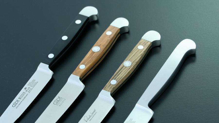 Güde Messer: Geschmeidig und scharf mit Stil