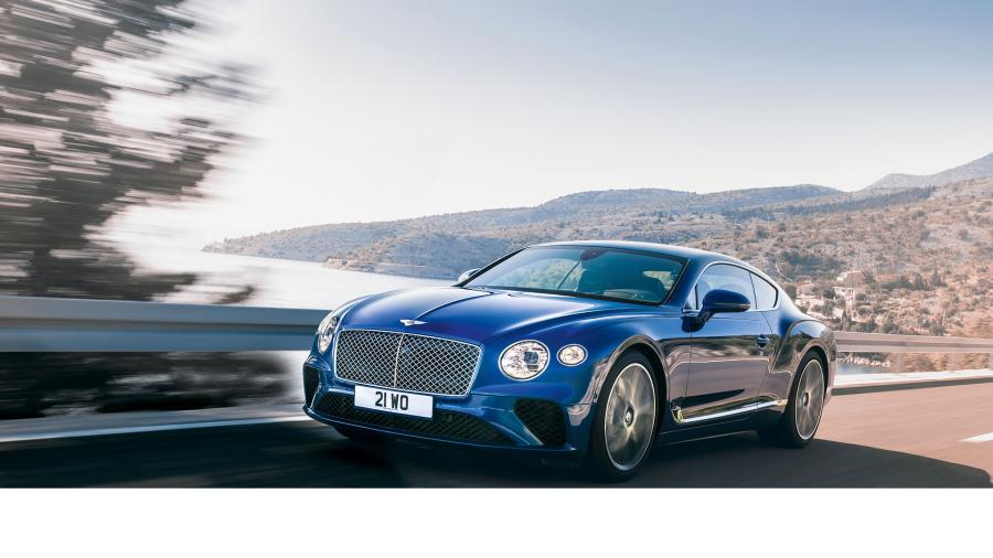 Luxus Grand Tourer Bentley Continental GT