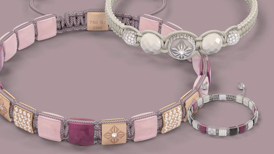 Shamballa Jewels - eine Schatzkiste voller Farben präsentiert von Gadoro Stilreich