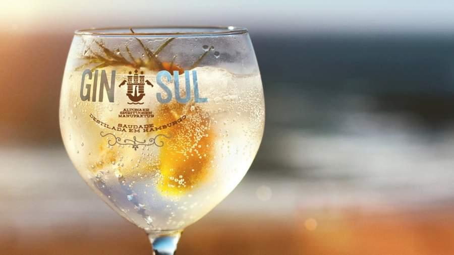 Gin Sul - der Süden, destilliert im Norden
