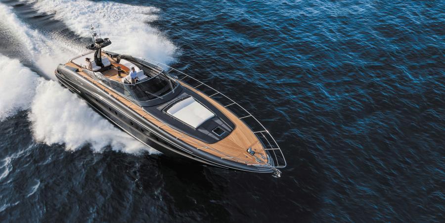 Riva präsentiert neue Luxusyacht zum 170. Geburtstag