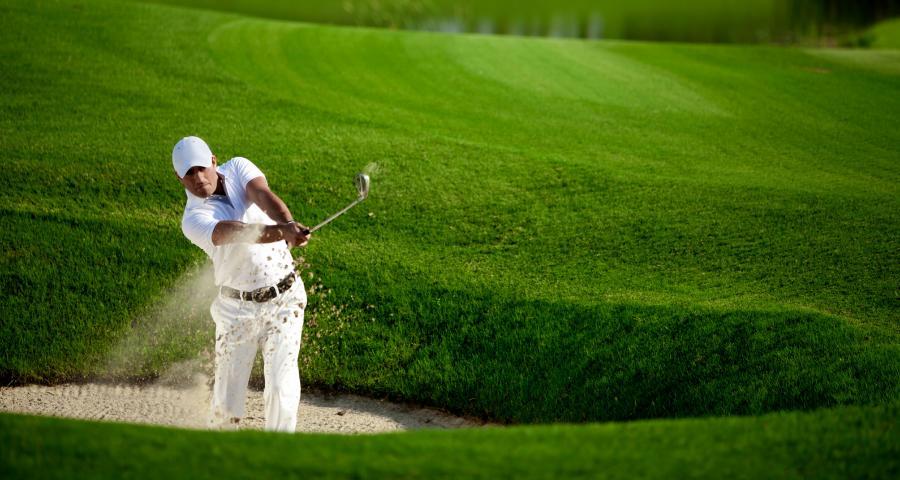 Golf wird olympisch