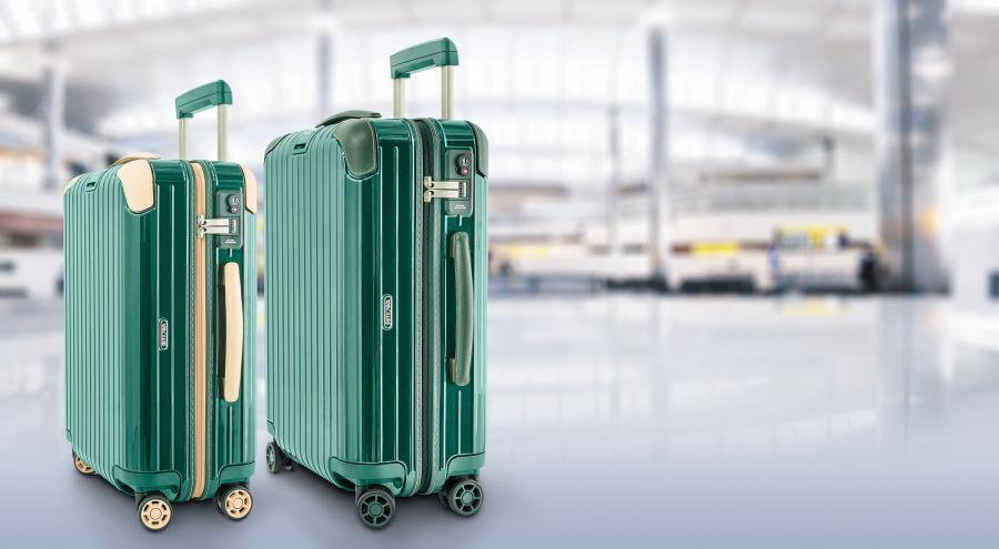 "Neue Luxus-Koffer-Serie - ""Bossa Nova"""