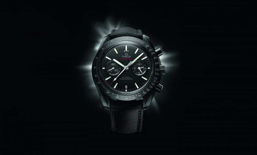 "Die Speedmaster ""Dark Side of the Moon"""