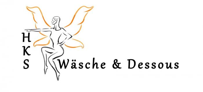 HKS Wäsche & Dessous Logo