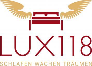 Lux118 Schlafraumkonzepte Logo