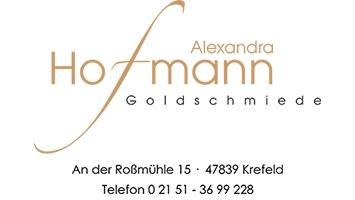 Goldschmiede Alexandra Hofmann Logo
