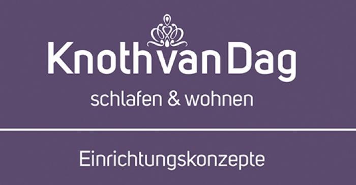 Knoth van Dag - Schlafen & Wohnen Logo