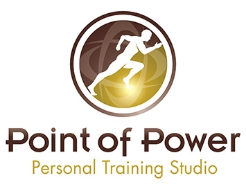 Point of Power Personal Training Studio Logo