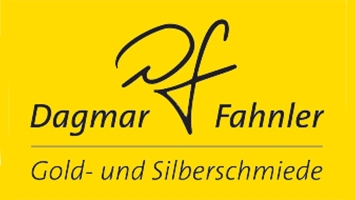 Gold- und Silberschmiedemeisterin Dagmar Fahnler Logo