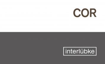 COR interlübke Studio Köln Logo