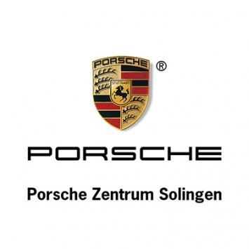 Porsche Zentrum Solingen Logo