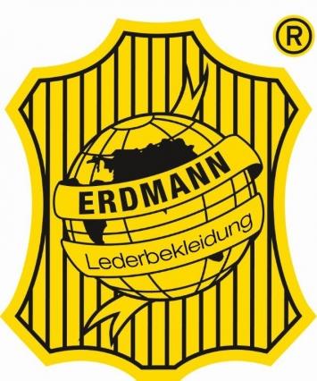 Erdmann Lederbekleidung Logo