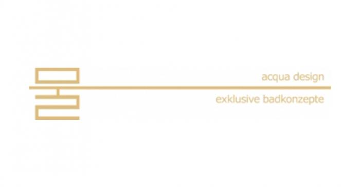 acqua design – exklusive badkonzepte Logo