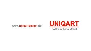 UNIQART Zeitlos schöne Möbel Logo