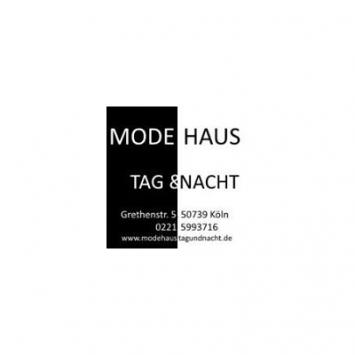 Modehaus Tag und Nacht Logo