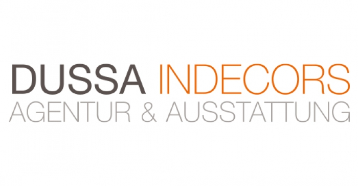 DUSSA INDECORS - Agentur & Ausstattung Logo