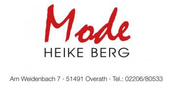 Mode Heike Berg Logo