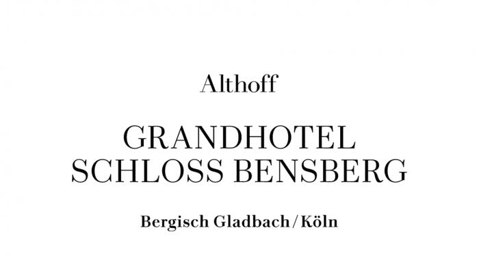 Althoff Grandhotel Schloss Bensberg Logo