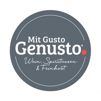 genusto. - Inh. Joachim Knauer Logo