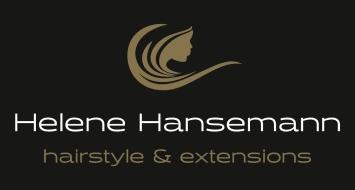 Helene Hansemann hairstyle & extensions Hafencity Logo