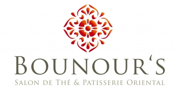 Bounour's  Salon de Thè & Patisserie Oriental Logo
