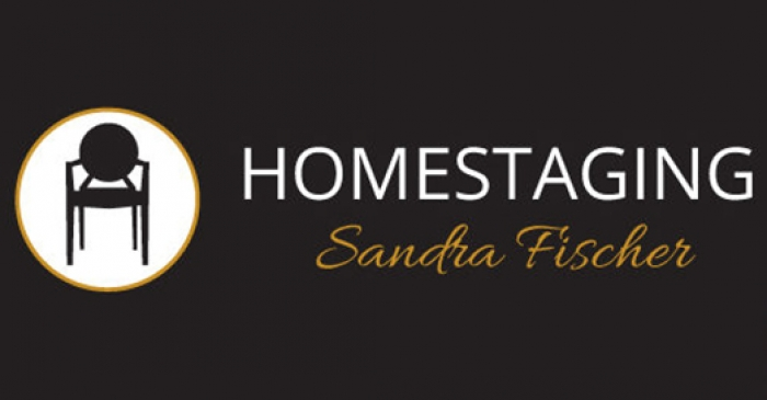HOMESTAGING by Sandra Fischer Logo