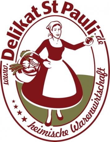 Delikat St. Pauli Logo