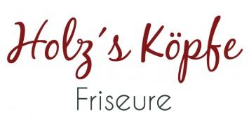 Holz's Köpfe - Friseure Logo