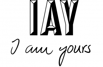 I am Yours Logo
