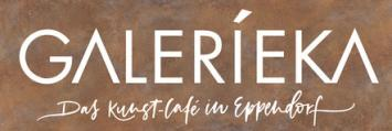 Galerieka - Kunst in Hamburg Logo