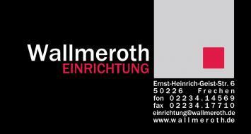 Wallmeroth Einrichtung Logo