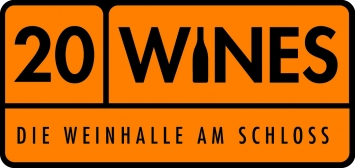 20 wines - Die Weinhalle am Schloss Logo