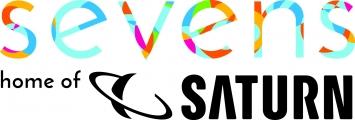 Sevens - home of SATURN Logo