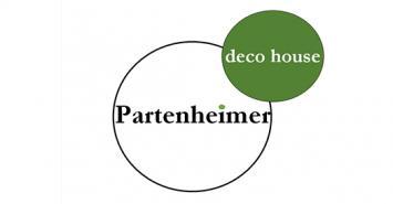 Partenheimer Deco House Logo