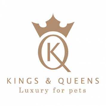 Kings & Queens GmbH Luxury for Pets Logo