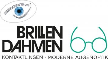Brillen Dahmen Logo
