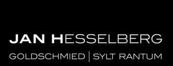 Goldschmied Jan Hesselberg Sylt Rantum Logo