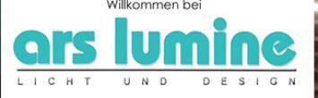 ars lumine Licht und Design Gesellschaft für Lichtgestaltung und Vertrieb GmbH Logo