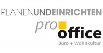 Planen und Einrichten pro office GmbH Logo