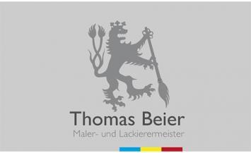 Thomas Beier Maler- und Lackierermeister Logo