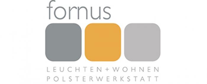 fornus Leuchten+Wohnen Logo