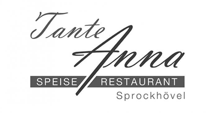 """Restaurant """"Tante Anna"""" e.K. Logo"""