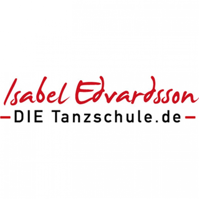 Isabel Edvardsson - Die Tanzschule Logo