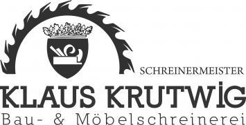 Klaus Krutwig Schreinermeister Bau- & Möbelschreinerei Logo