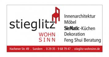 Stieglitz Wohnsinn Logo
