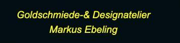 Goldschmiede Markus Ebeling Logo