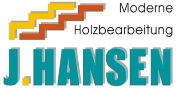 J. Hansen Moderne Holzbearbeitung Logo